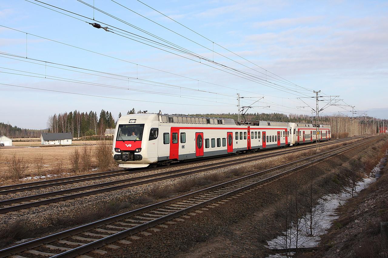 Vr Hyvinkää Helsinki